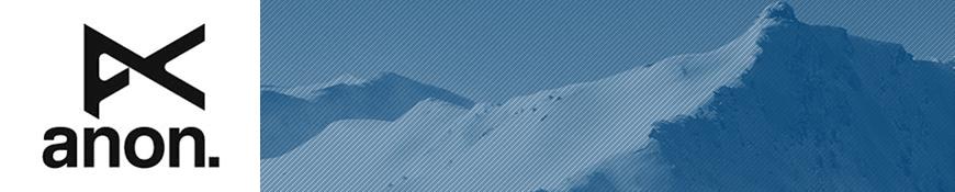 Anon Ski and Snowboard | Anon Goggles | Anon Helmets | Anon Facemasks - Snowtrax