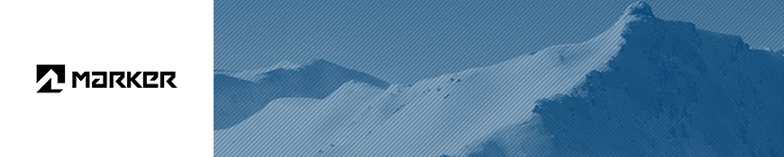 Marker Ski Bindings | Marker Bindings | Ski Bindings - Snowtrax