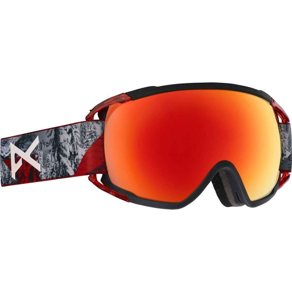 4d2100e2c2b7 Anon Circuit MFI Red Planet Goggle 2018 - Snowtrax Store