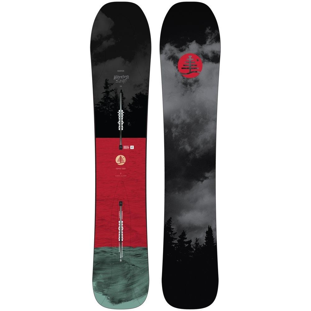 Burton Working Stiff Snowboard 2018