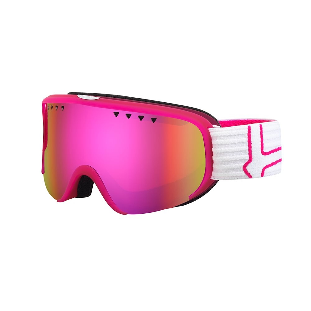 5ed17c1ad00 Bolle Scarlett Ladies Goggle Matte Pink and White Rose Gold 2018