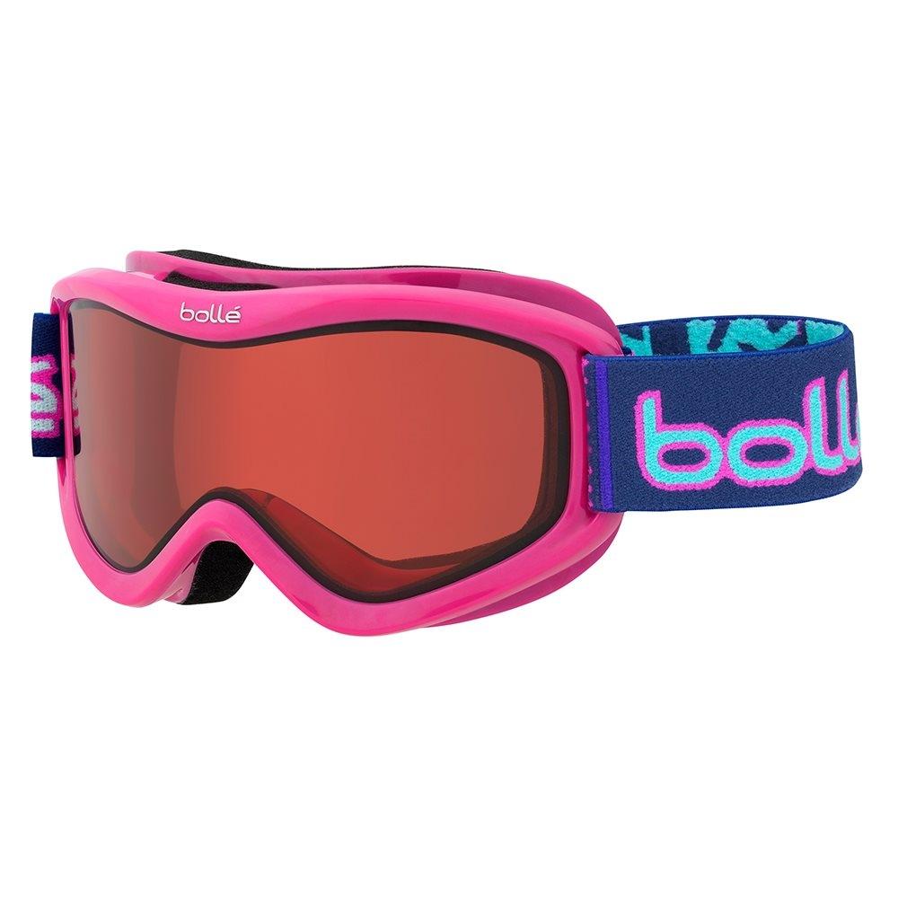 Bolle Volt Junior Goggle Pink Confetti Vermillon 2018