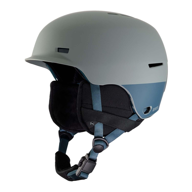 Anon Highwire Helmet Lay Back Gray 2020