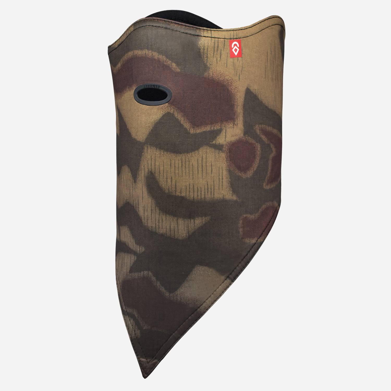 Airhole 2 Layer Facemask Standard Rain Camo 2020