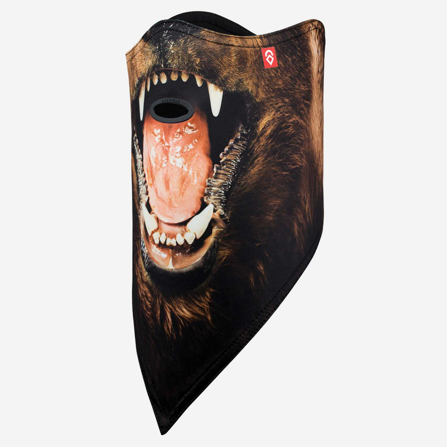 Airhole 2 Layer Facemask Standard Bear 2020