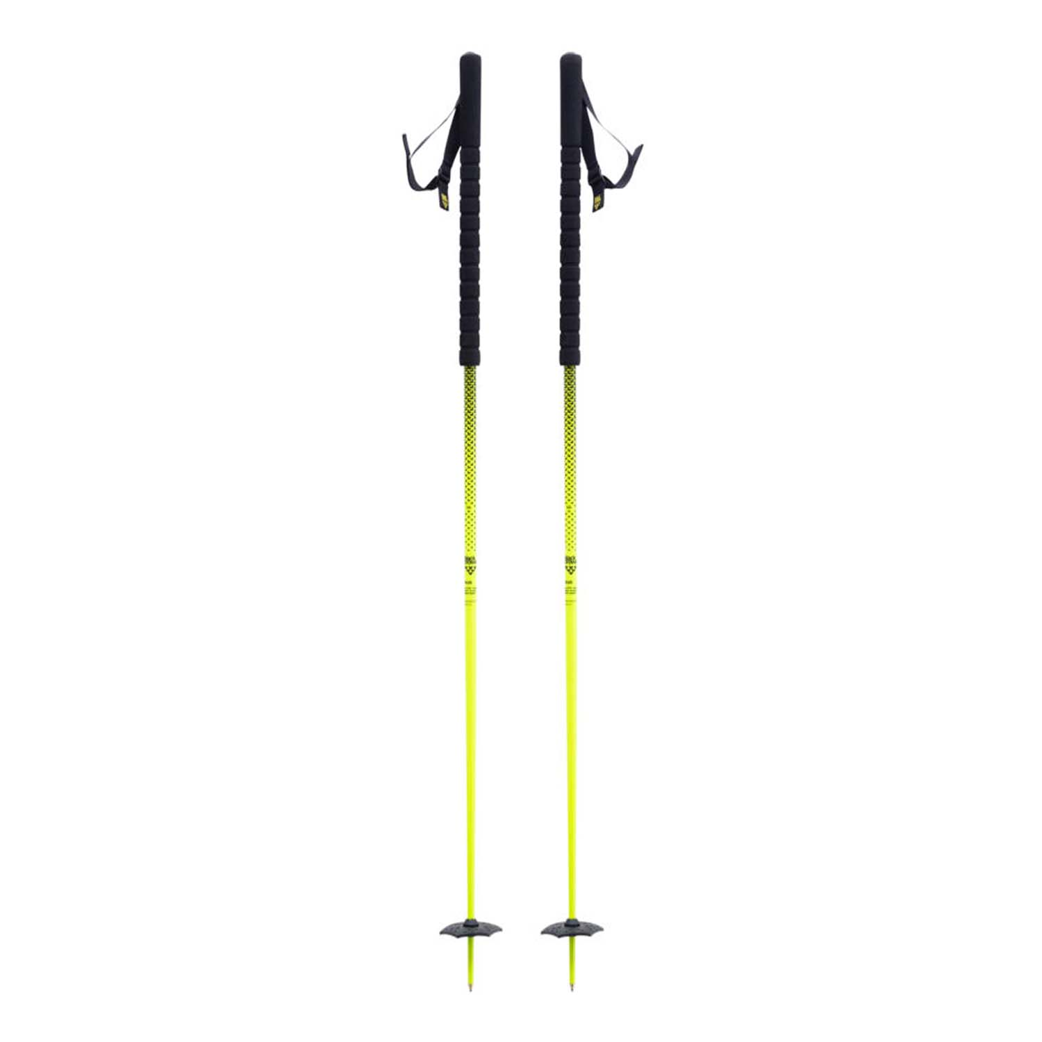 Black Crows Oxus Ski Poles Yellow 2020