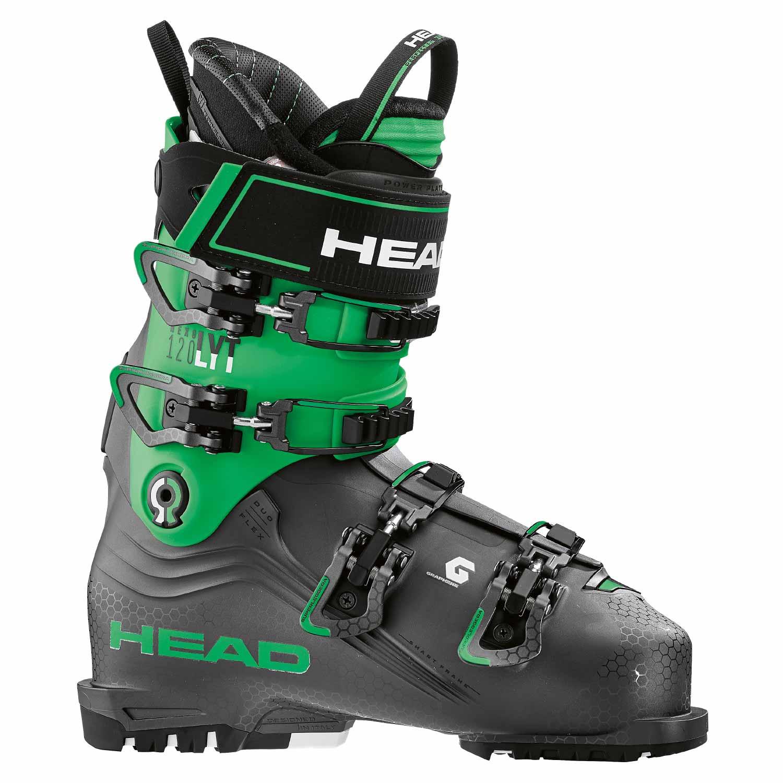 Head Nexo LYT 120 Ski Boot Anthracite/Green 2020