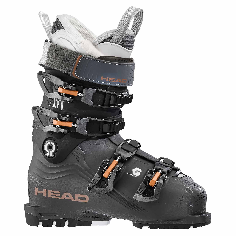 Head Nexo LYT 100 W Ski Boot Anthracite/Black 2020