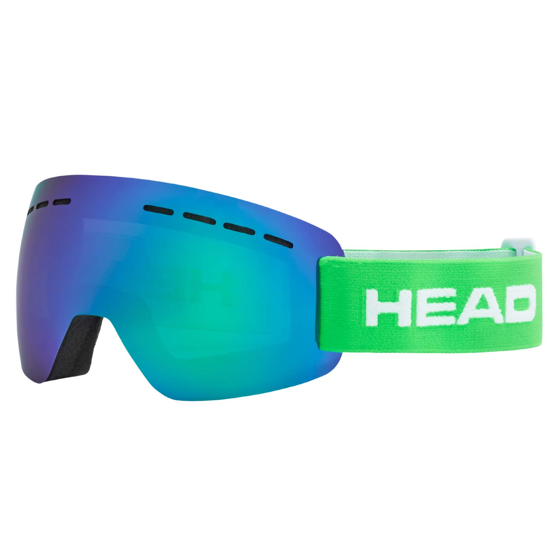 Head Solar FMR Goggle Green 2020