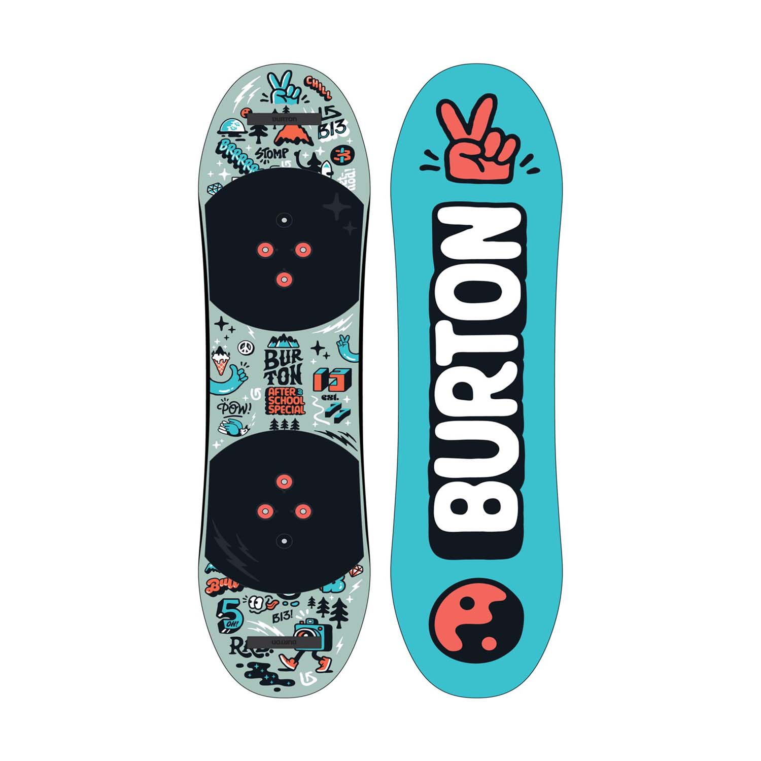 Burton After School Special Snowboard Pack 2020