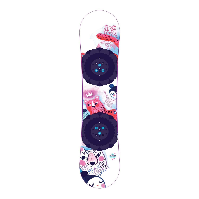 Burton Chicklet Snowboard 2020