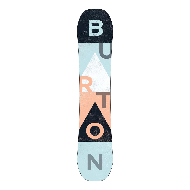 Burton Yeasayer Smalls Snowboard 2020