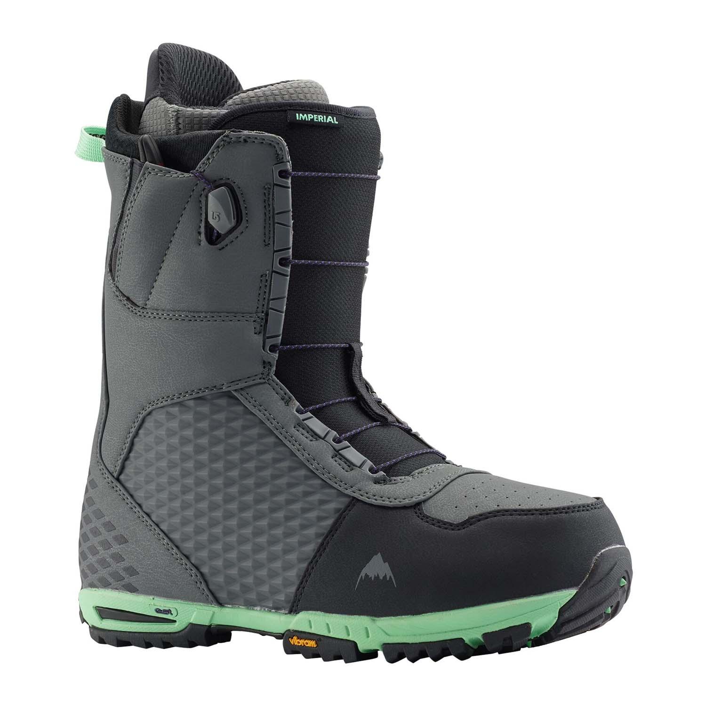 Burton Imperial Snowboard Boot Gray/Green 2020