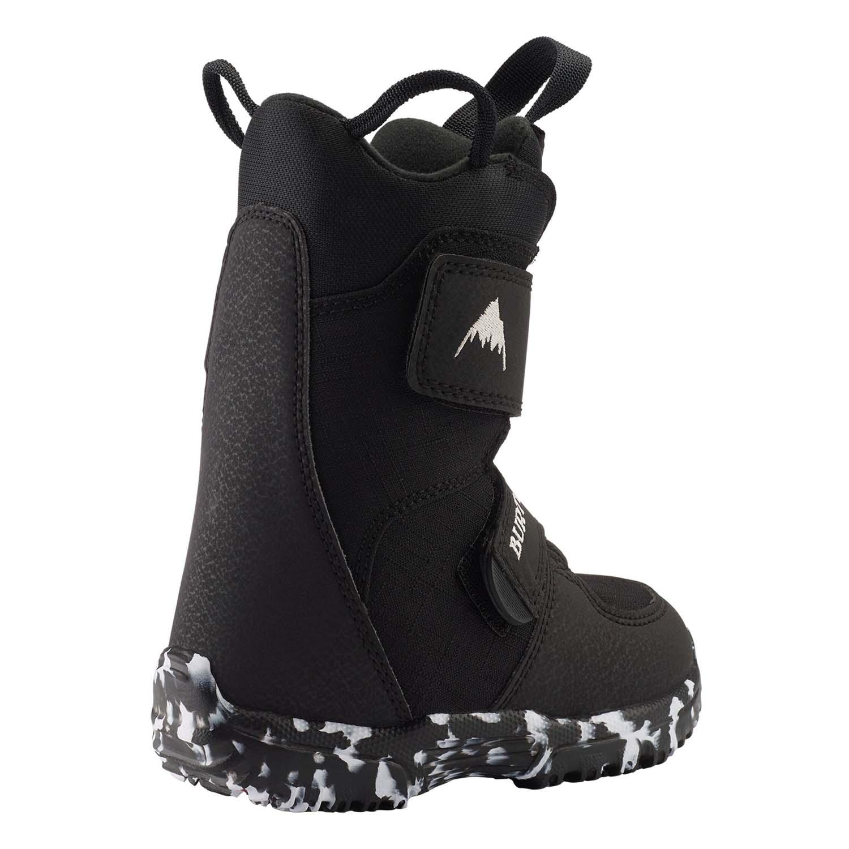 Burton Mini Grom Snowboard Boot Black 2020