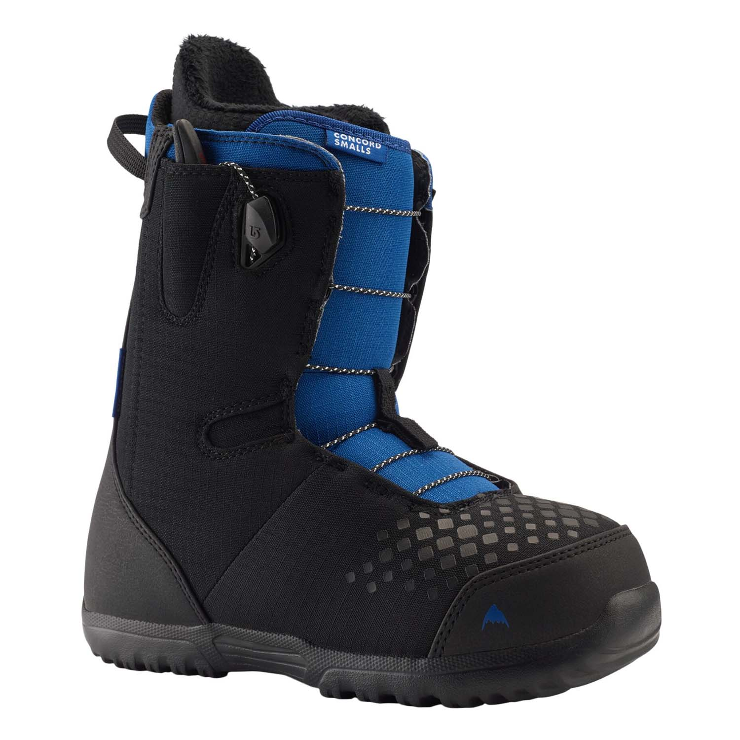 Burton Concord Smalls Snowboard Boot Black/Blue 2020