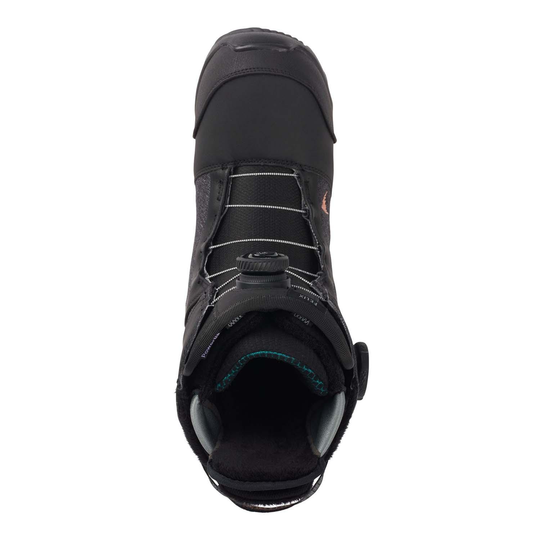 Burton Felix BOA Snowboard Boot Black 2020