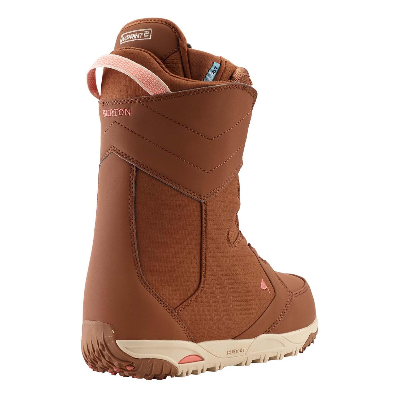 Burton Limelight BOA Snowboard Boot Brown Sugar 2020