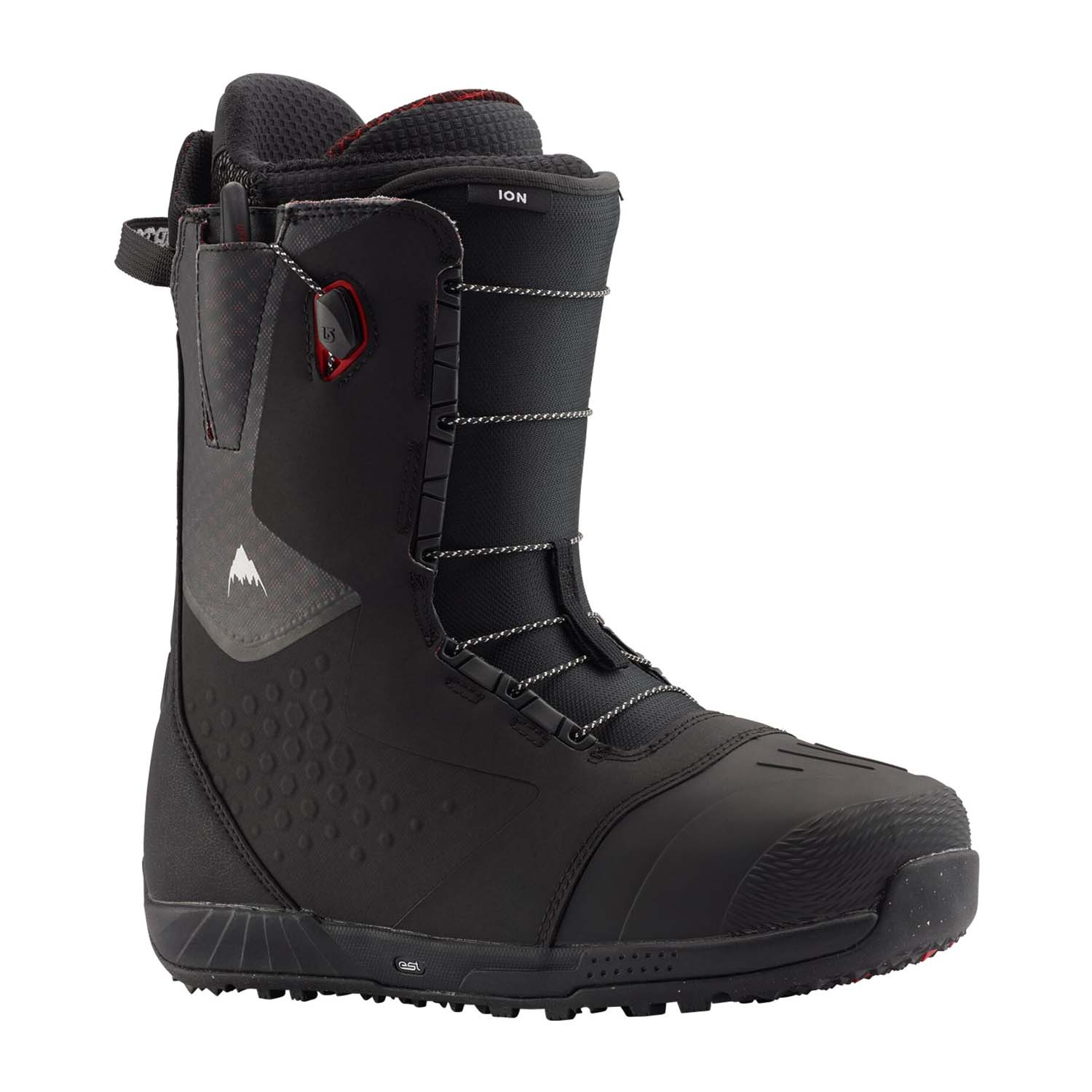 Burton Ion Snowboard Boot Black/Red 2020