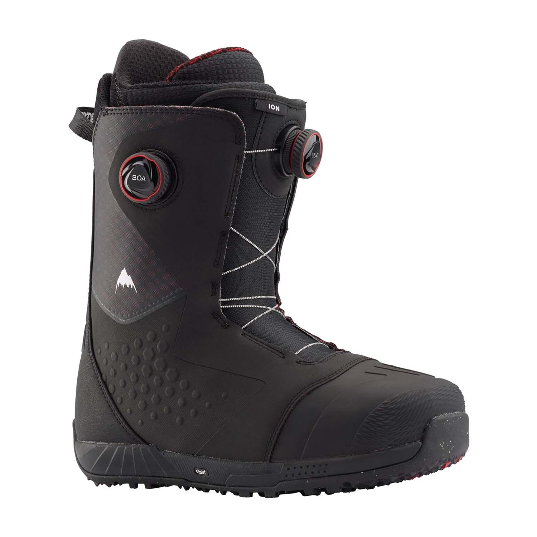 Burton Ion BOA Snowboard Boot Black/Red 2020