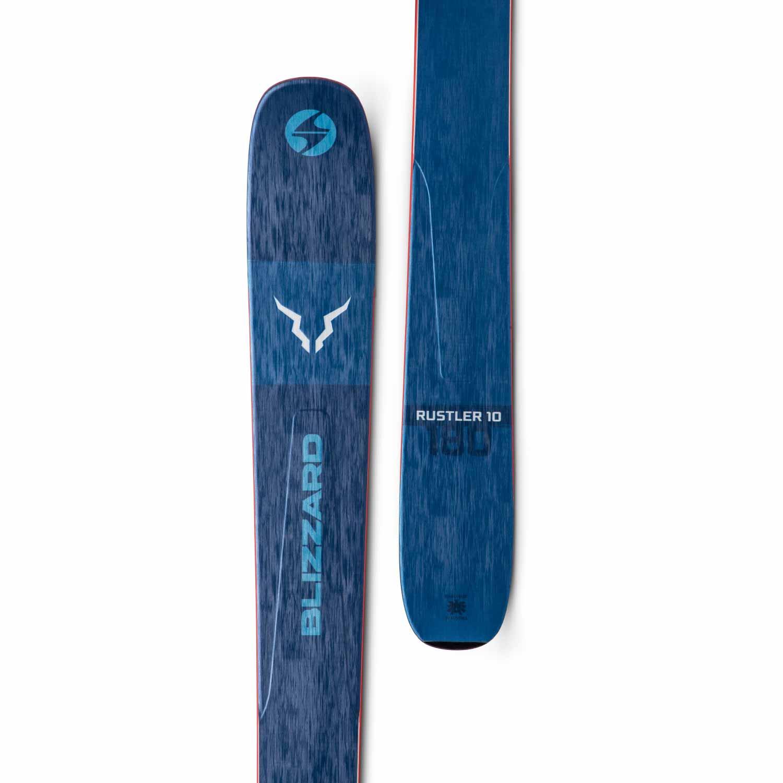 Blizzard Rustler 10 Ski 2020