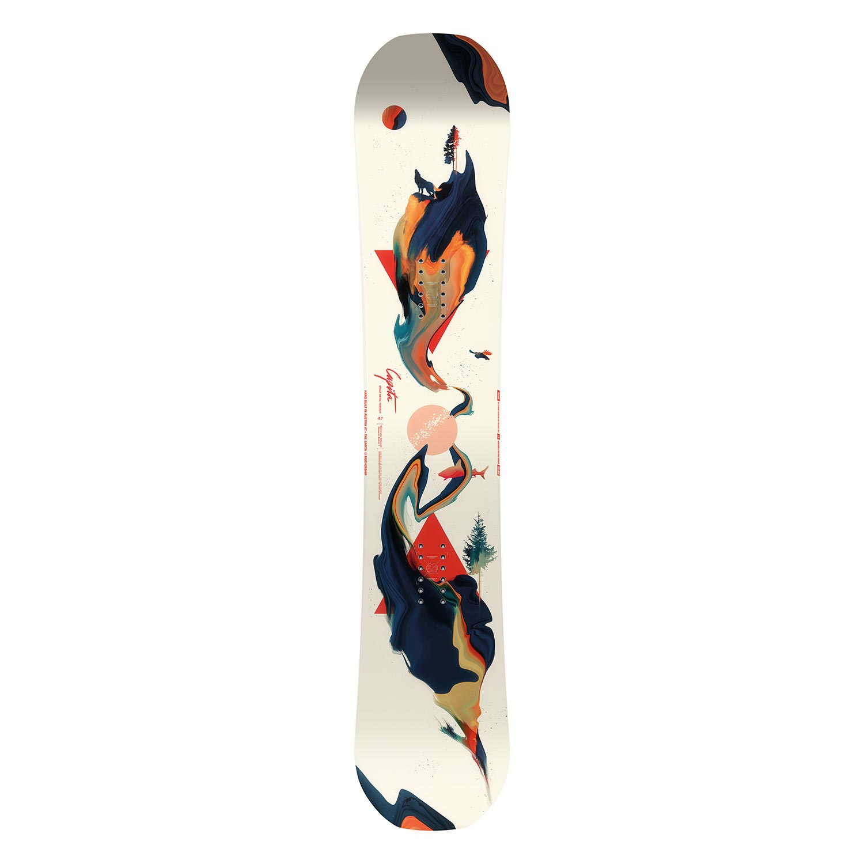 Capita Space Metal Fantasy Snowboard 2020