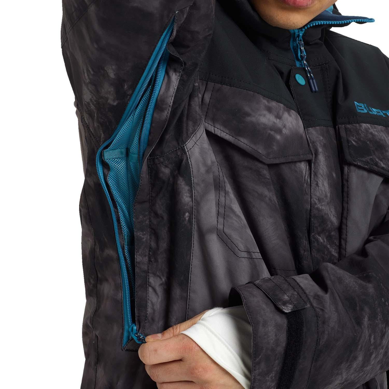 Burton Covert Jacket Low Pressure/True Black 2020