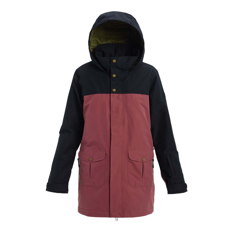Burton Eyris Gore-Tex Jacket True Black/Rose Brown 2020