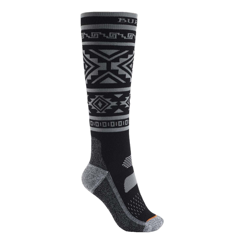 Burton Womens Performance Midweight Sock True Black 2020