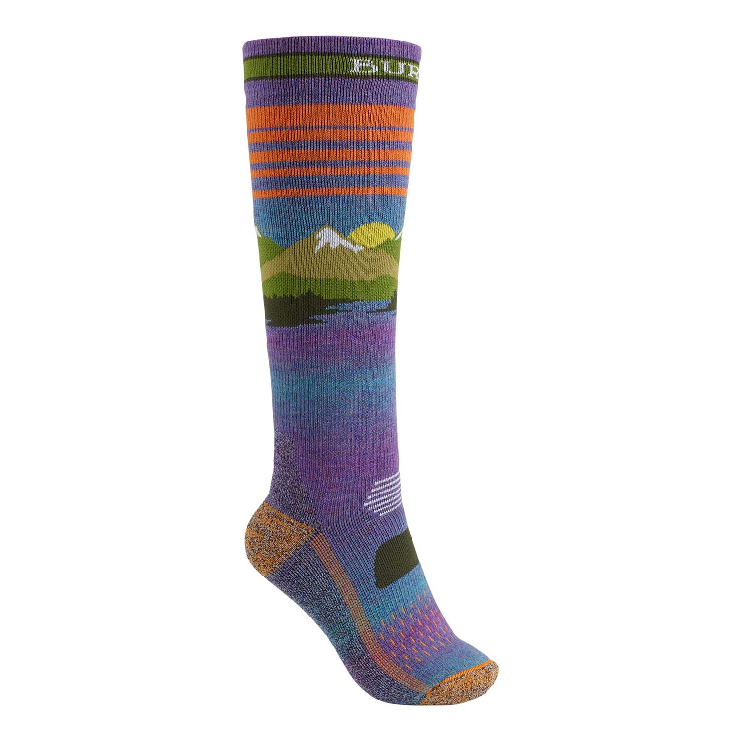 Burton Womens Performance Midweight Sock Vista 2020