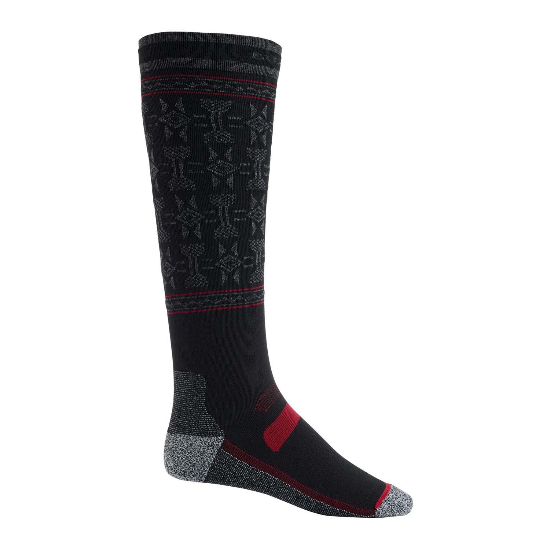 Burton Mens Performance Ultralight Sock True Black 2020