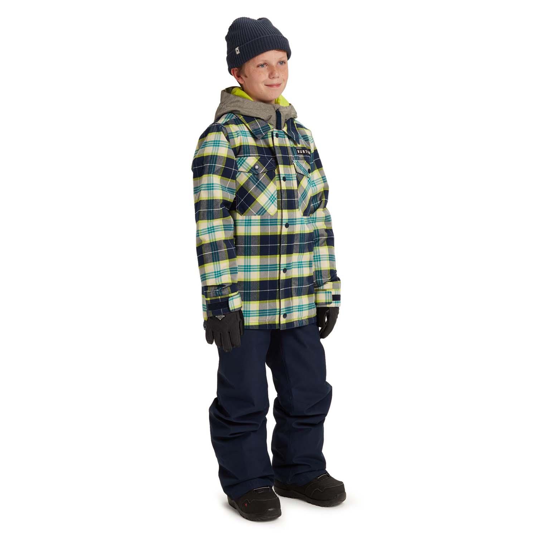 Burton Uproar Jacket Noreaster Plaid 2020