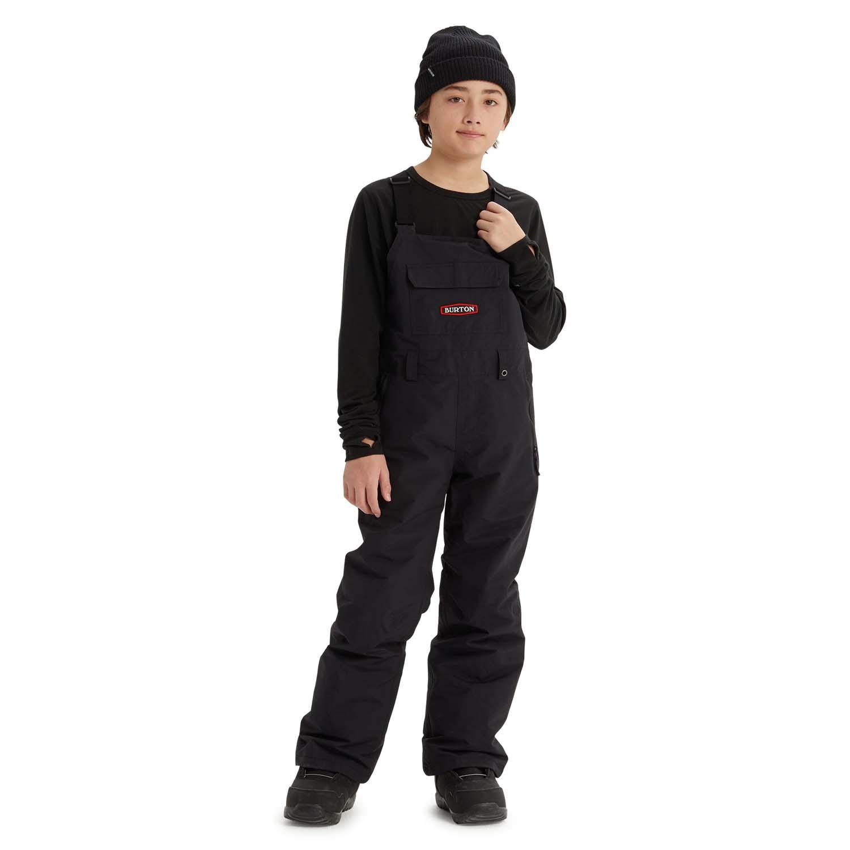 Burton Kids Skylar Bib Pant True Black 2020