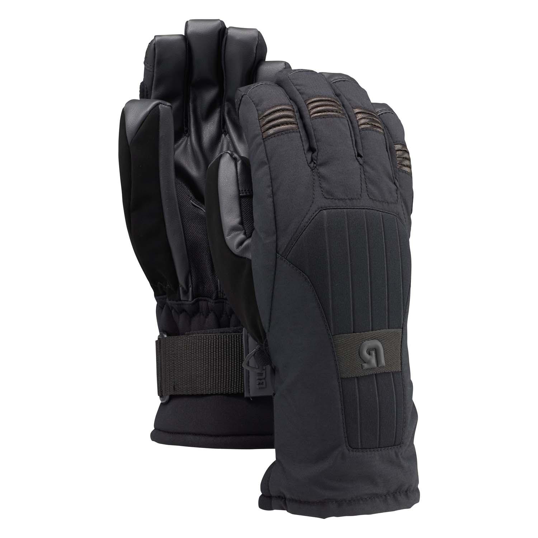 Burton Mens Support Glove True Black 2020