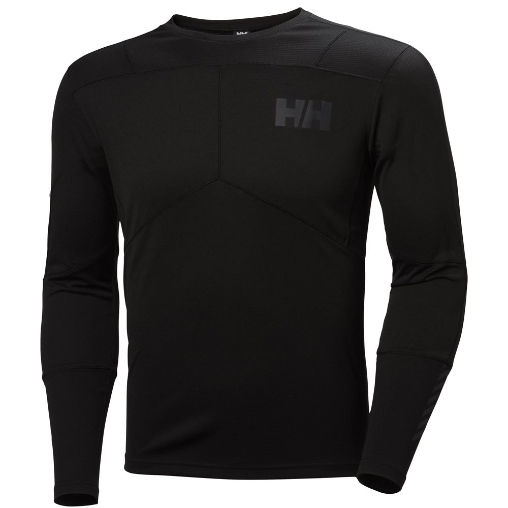 Helly Hansen Lifa Active Crew Black 2018