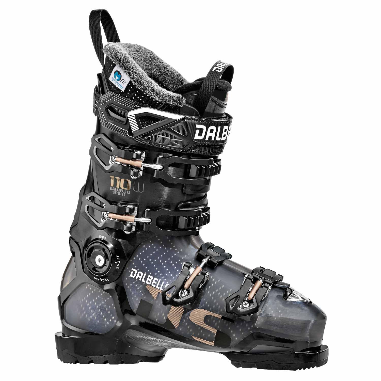 Dalbello DS 110 W Ski Boot Black Trans/Black 2020