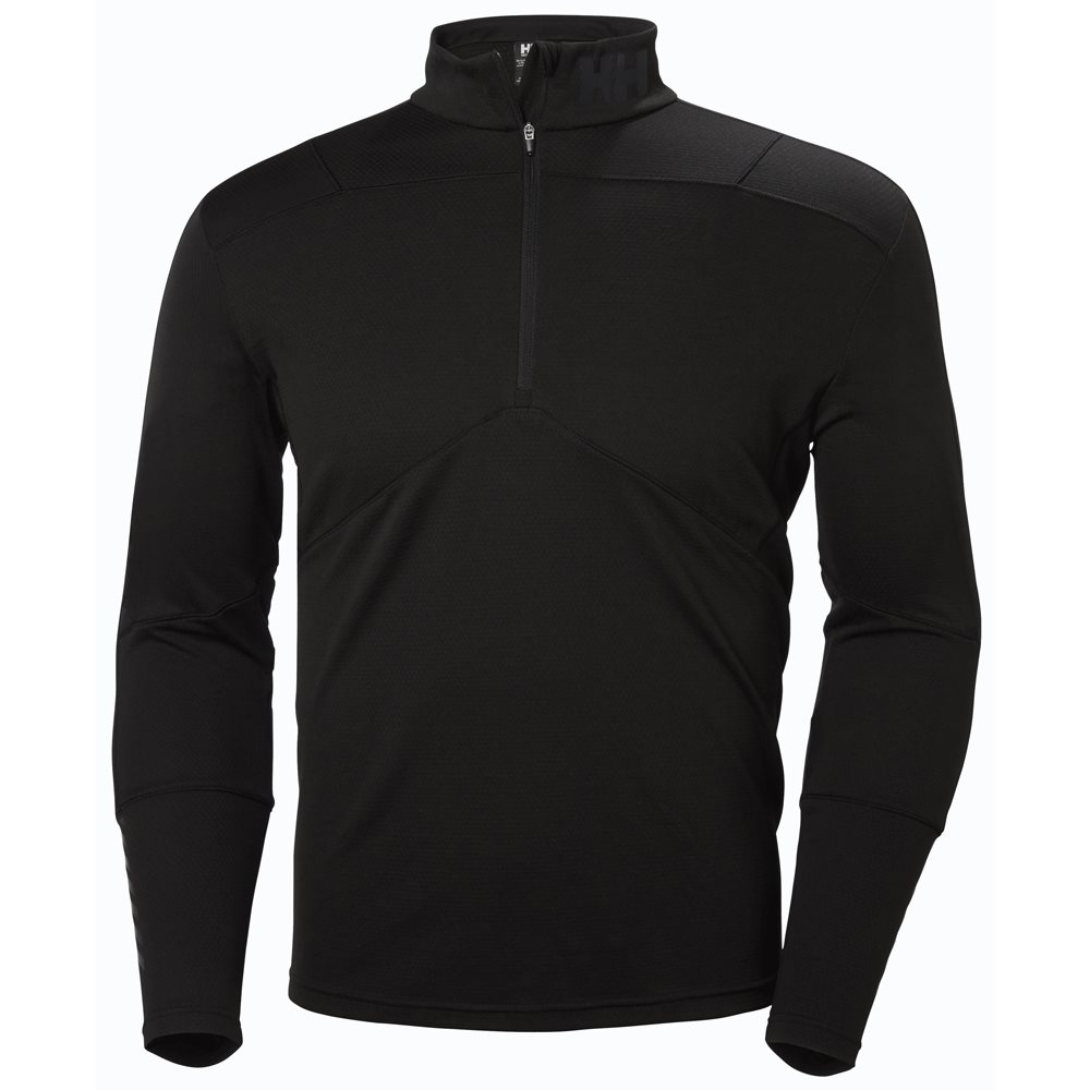 Helly Hansen Lifa Active 1/2 Zip Black 2018