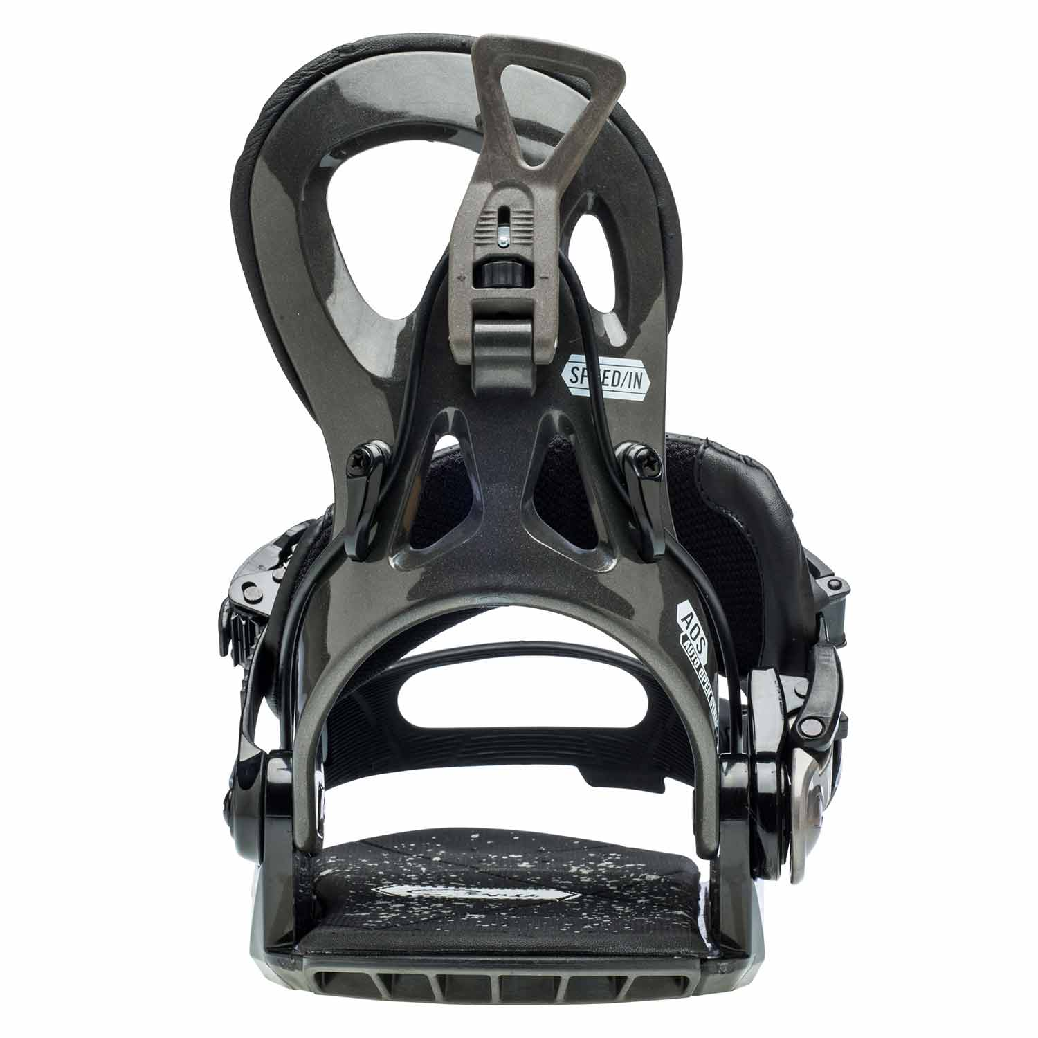 Gnu Cheeter Snowboard Binding Black 2020