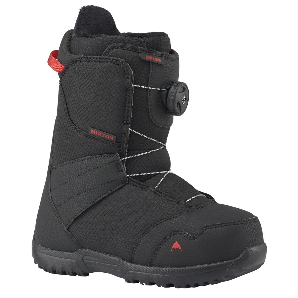 Burton Zipline Boa Junior Boot Black 2019