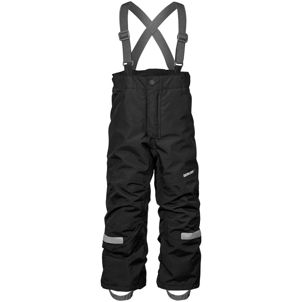Didrikson Idre Kids Pants Black 2018