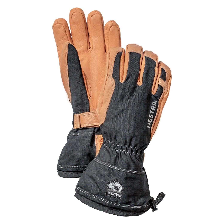 Hestra Narvik Wool Terry Glove Black 2020