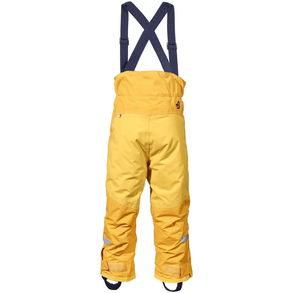 Didriksons Idre Kids Pants Yellow 2018