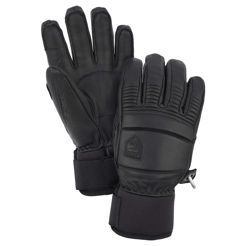Hestra Leather Fall Line Glove Black 2020