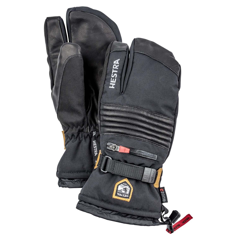Hestra All Mountain Czone 3-Finger Glove Black 2020