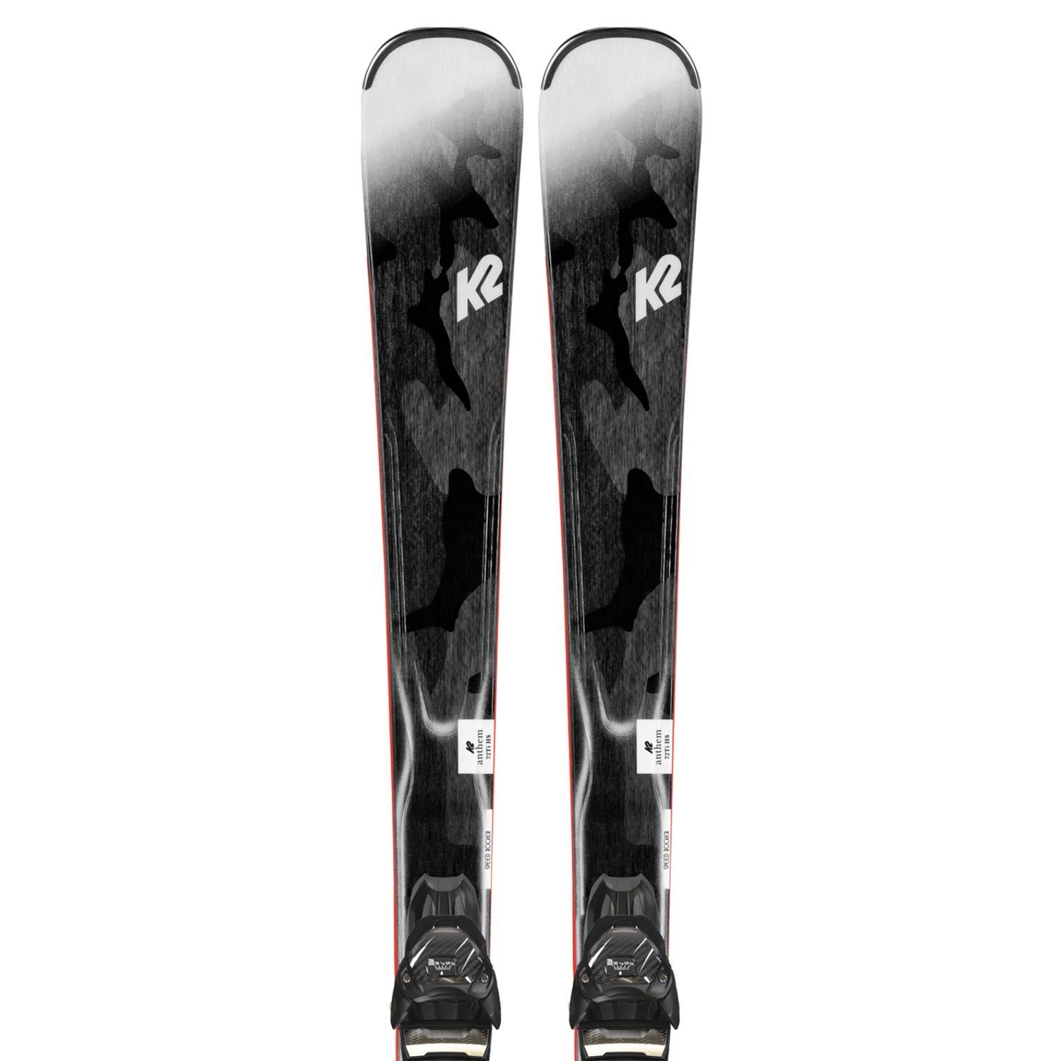 K2 Anthem 72 Ti Ski ERC 11 TCx Light Quikclik Binding 2020