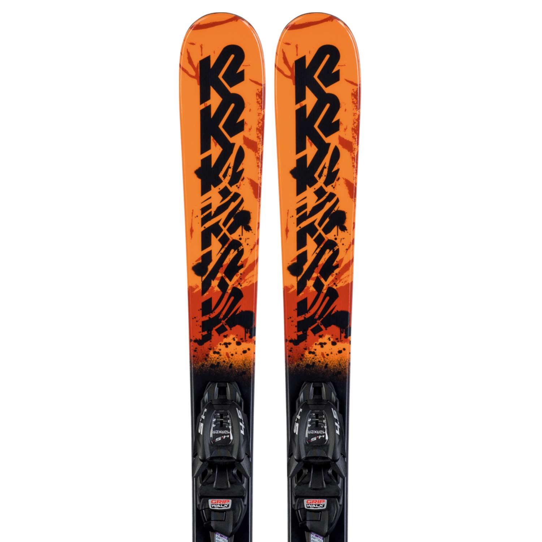 K2 Juvy 4 5 FDT JR Ski 2020