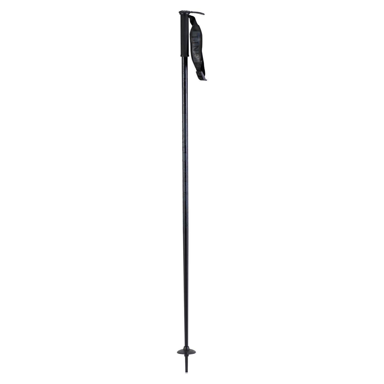 Line Pin Ski Pole Black 2020