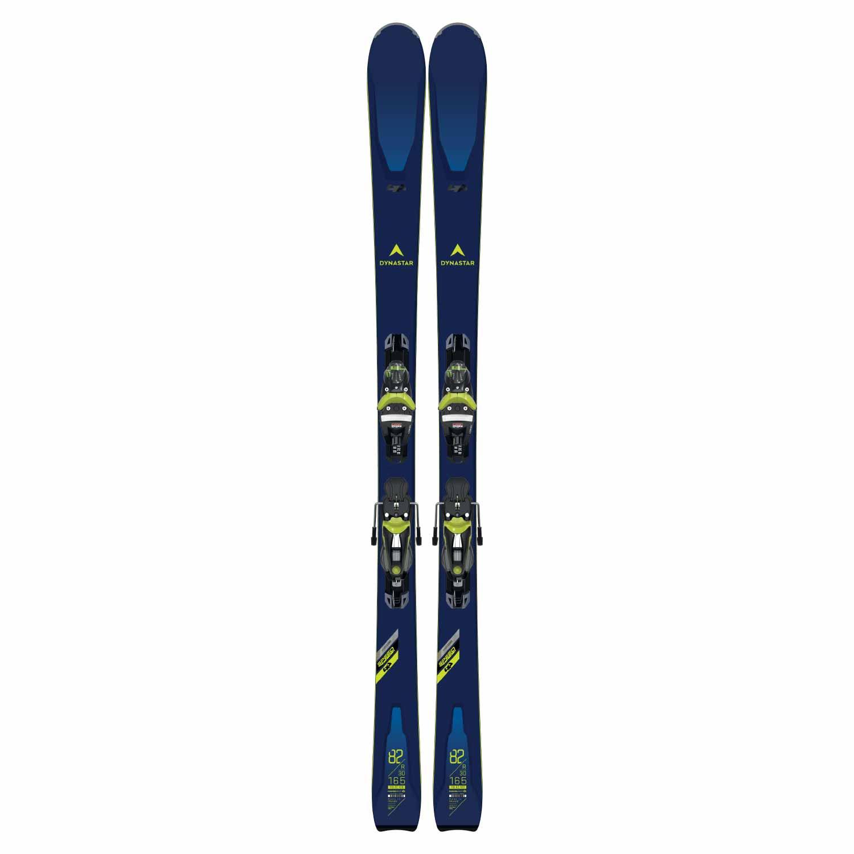 Dynastar Speed Zone 4X4 82 Ski NX12 Konect GW B90 Binding Black/Lime 2020