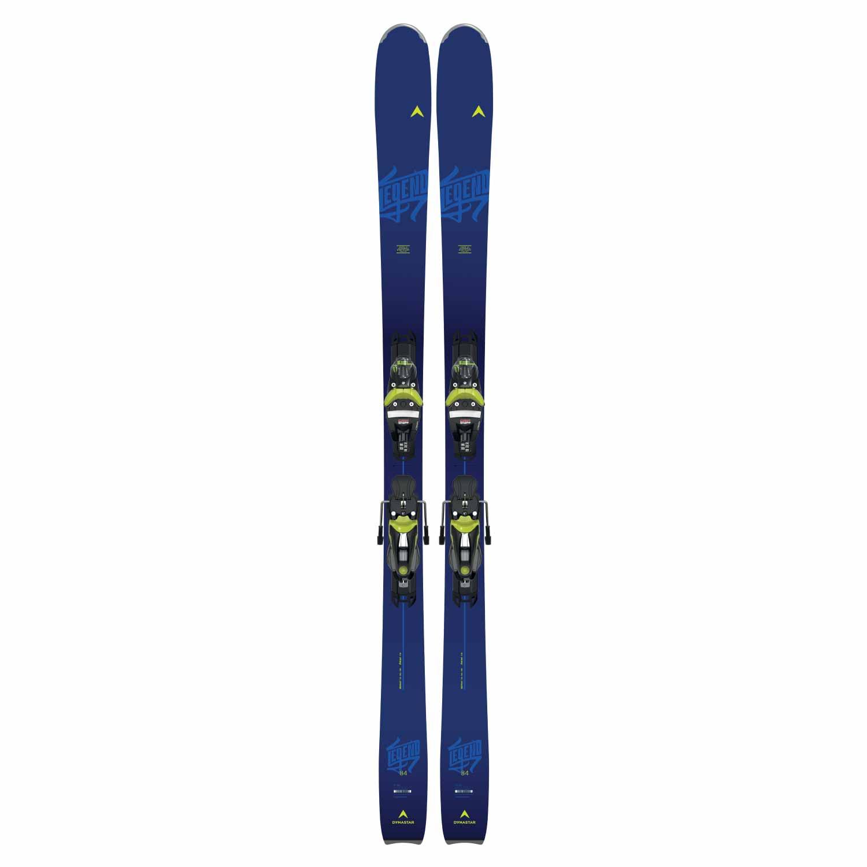 Dynastar Legend 84 Ski NX12 Konect GW B90 Binding Black/Lime 2020