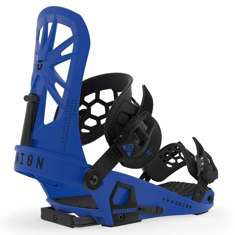 Union Expedition 2.0 Split Snowboard Binding Blue 2020