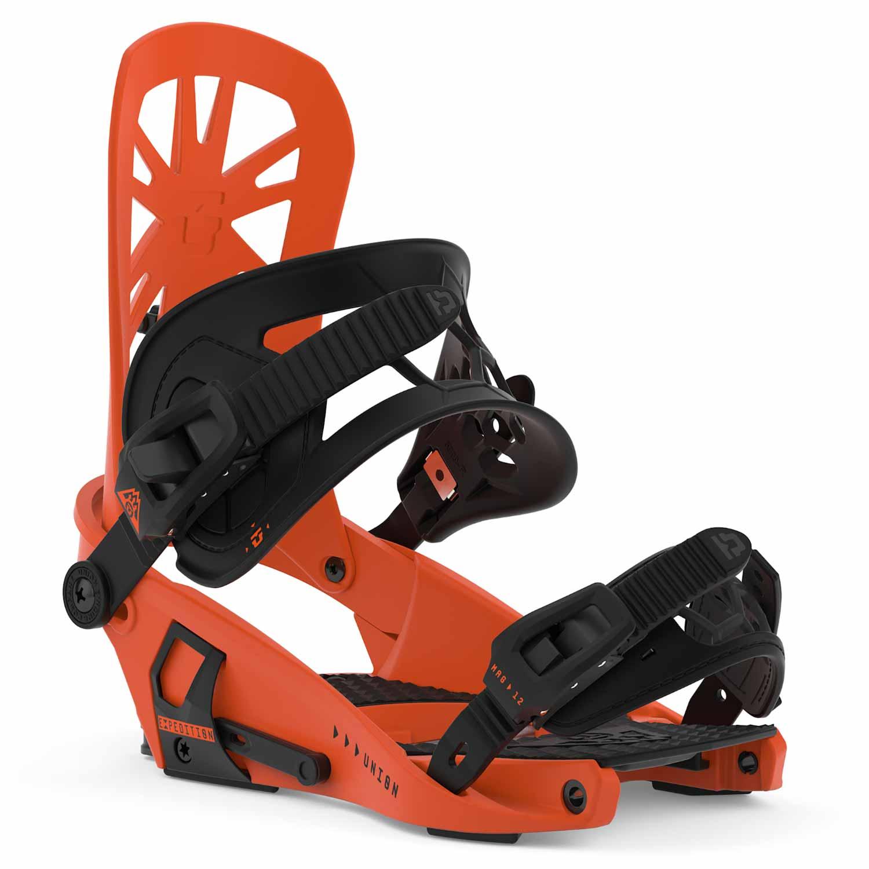 Union Expedition 2.0 Split Snowboard Binding Orange 2020